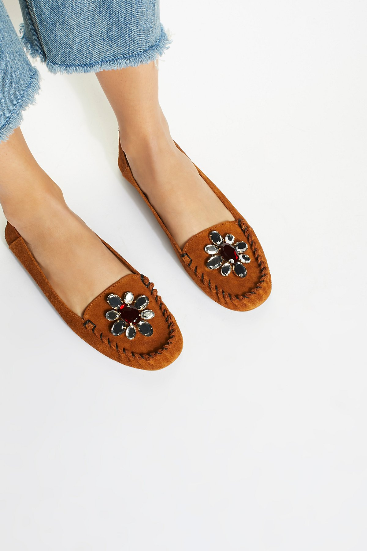 Jewel Tones Moccasin