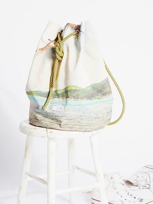 Product Image: Portobello Drawstring Backpack