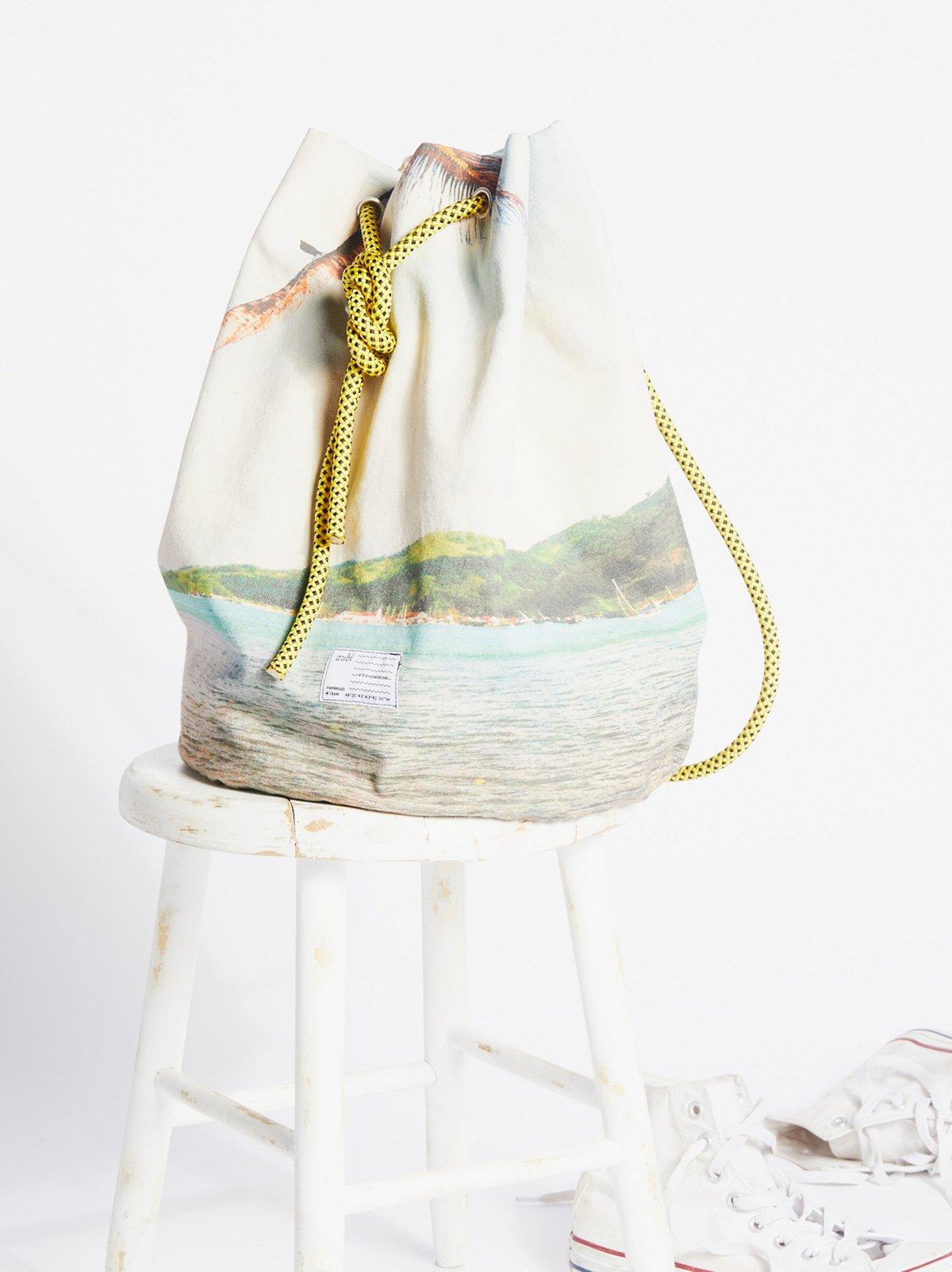 Portobello Drawstring Backpack