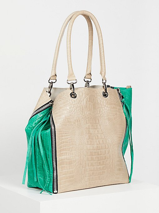 Product Image: Bright Lights Leather Tote