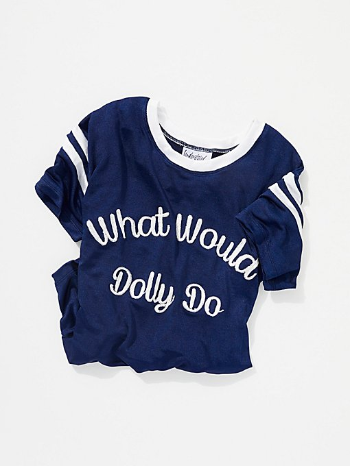 Product Image: What Would Dolly Do Tee