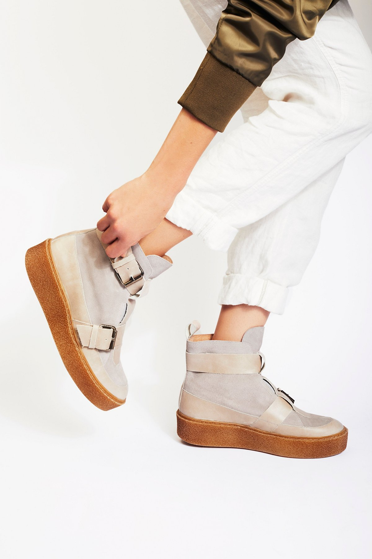 Cortina Platform Boot