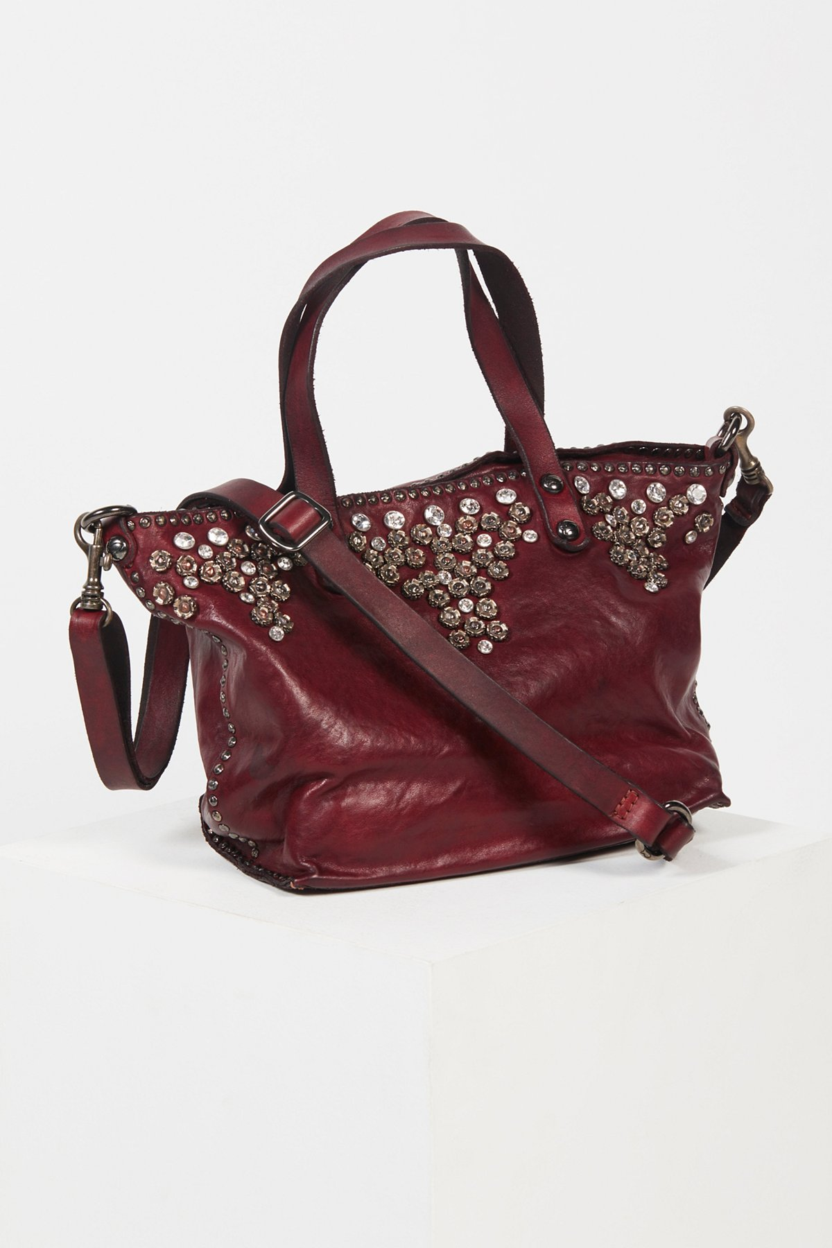 Turin Embellished Tote