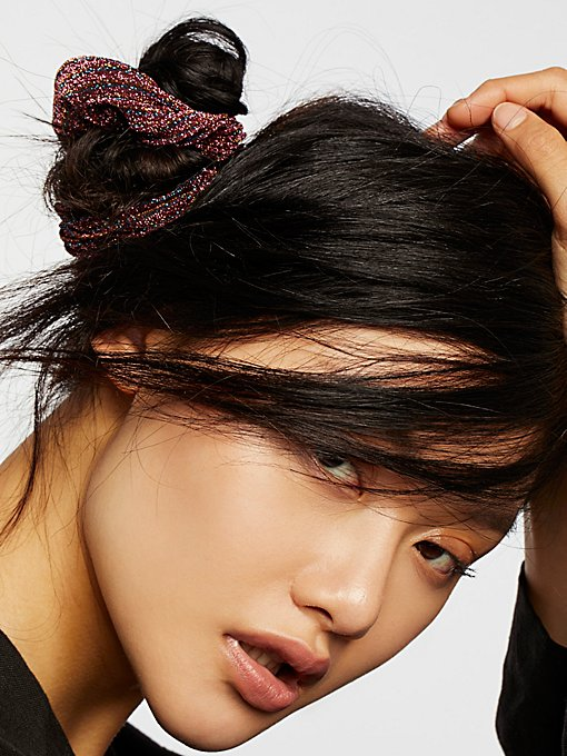 Product Image: Lurex Scrunchie