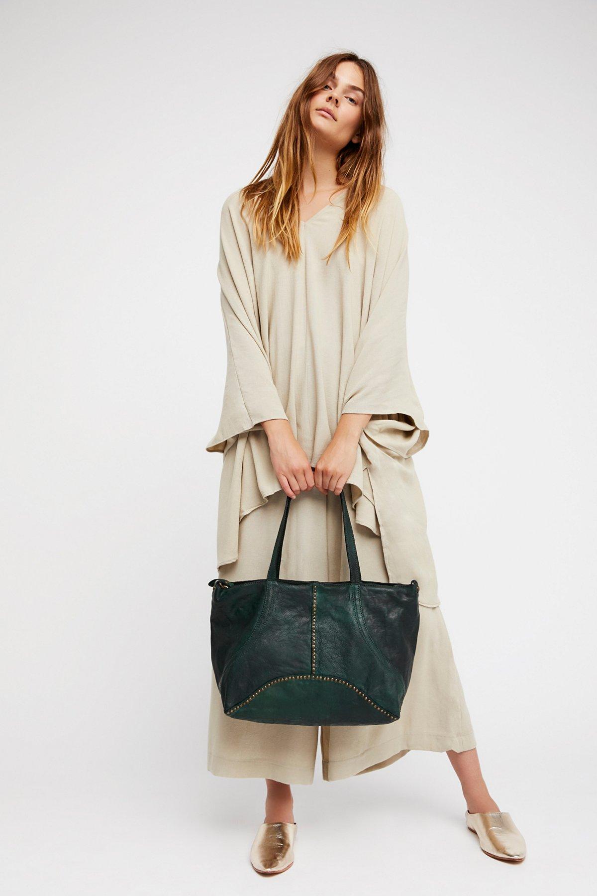 Sardinia皮革手提包