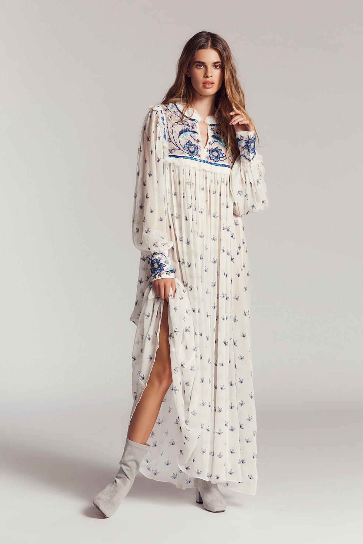 Loti Long Maxi Dress