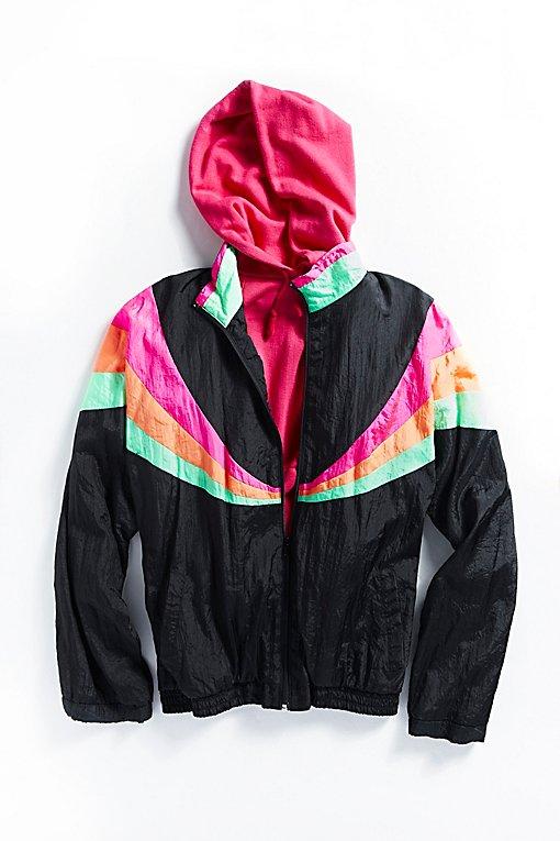 Product Image: Vintage 1980s Track Jacket