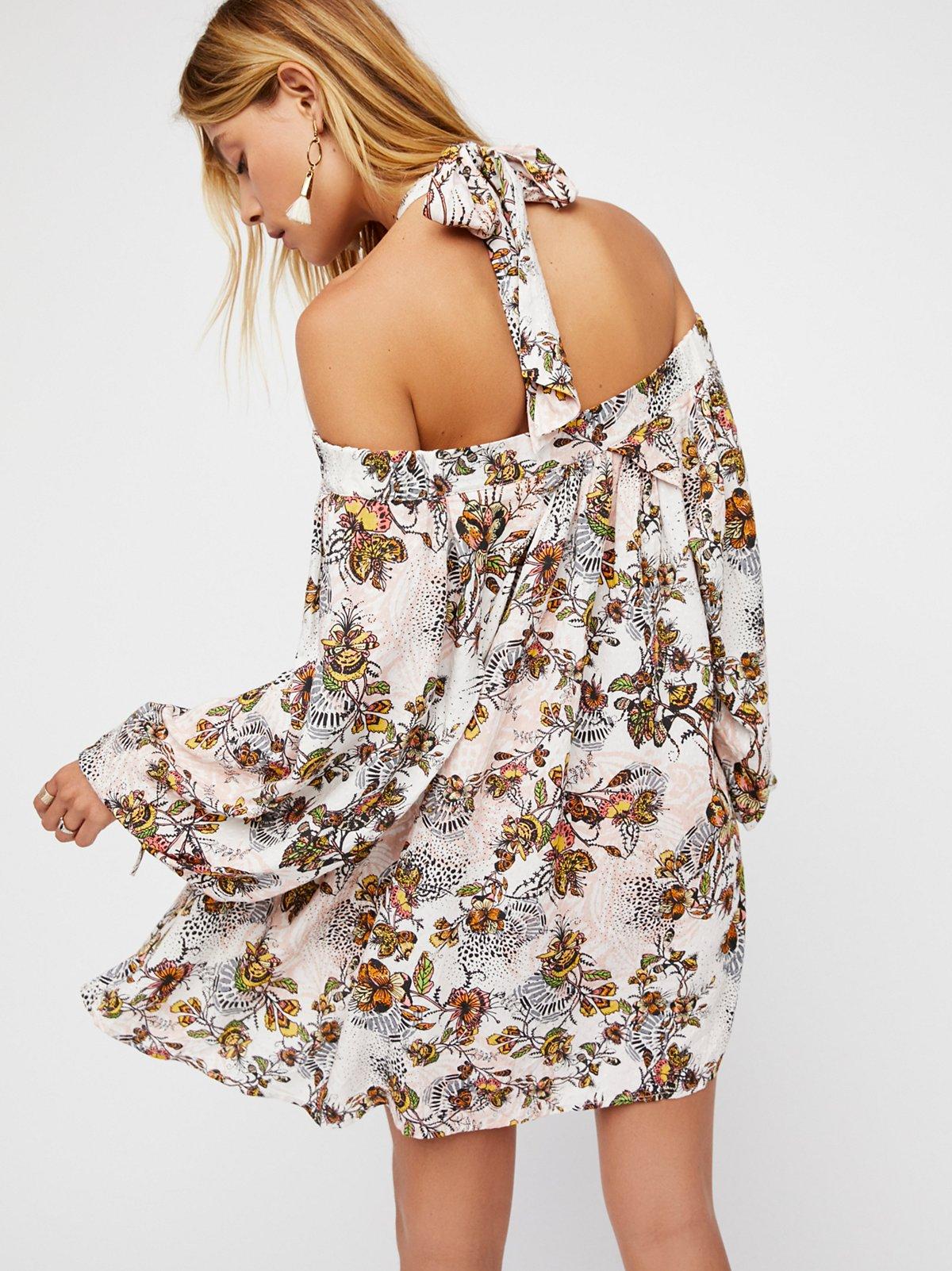 Juliana Off-The-Shoulder Dress