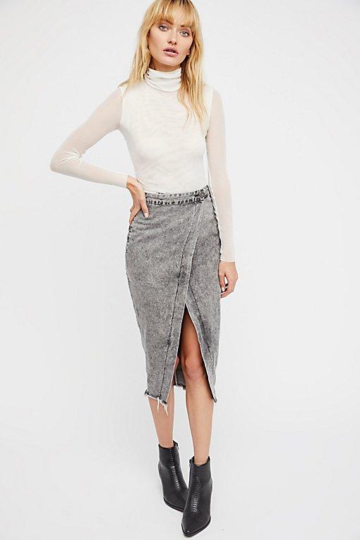 Product Image: Society Wrap Skirt
