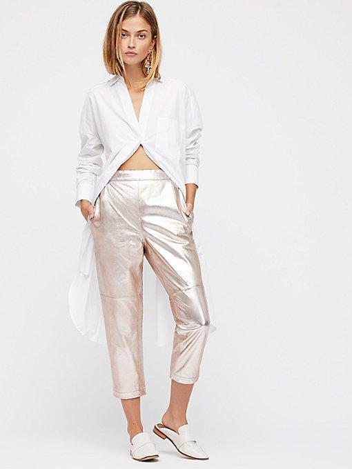 Product Image: Metallic Pant