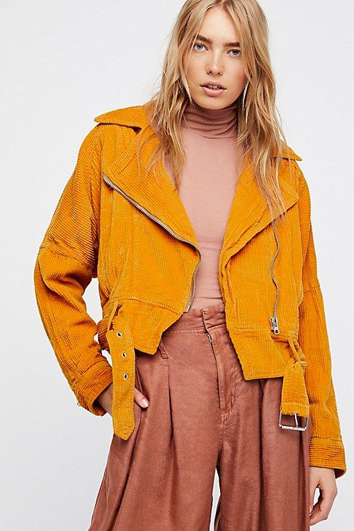 Product Image: Slouchy Dolman Moto Jacket