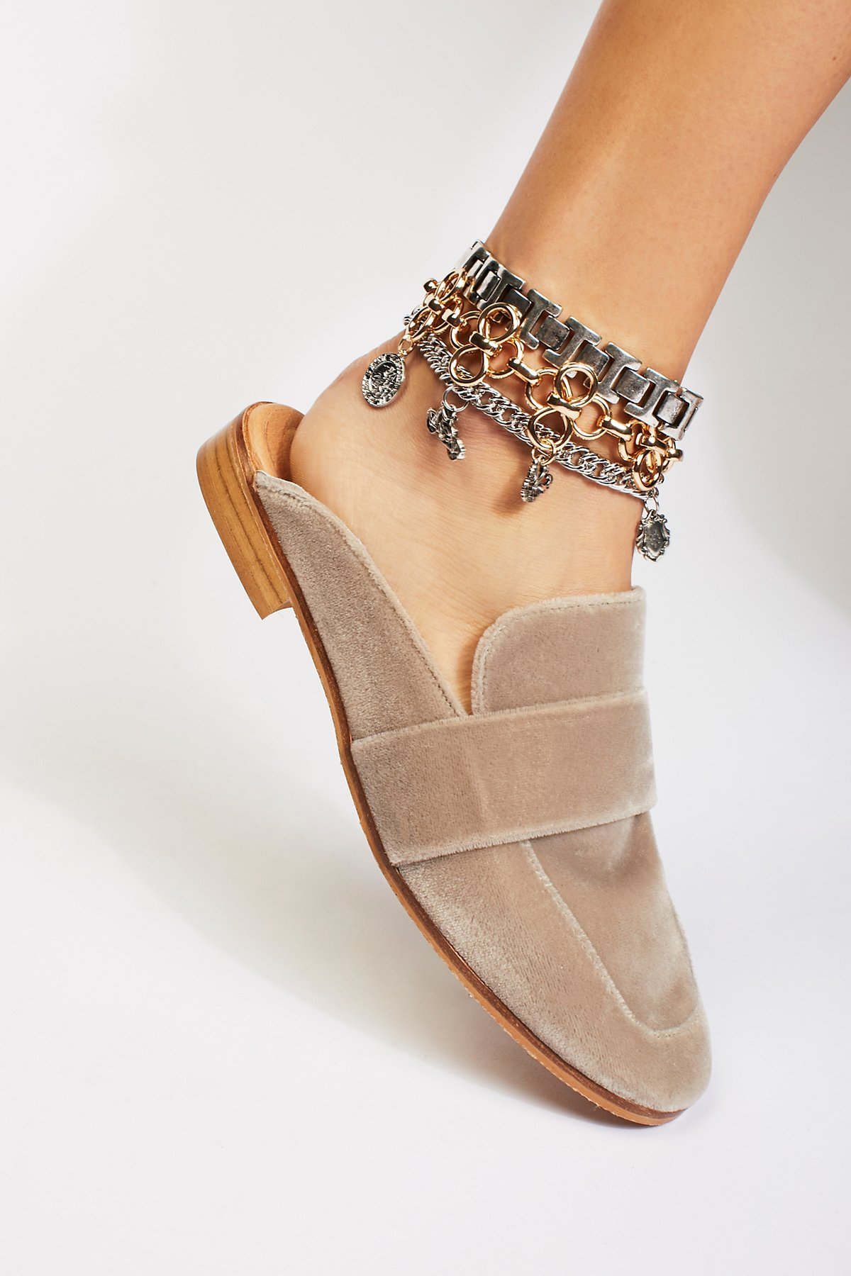 装饰脚链三个套装