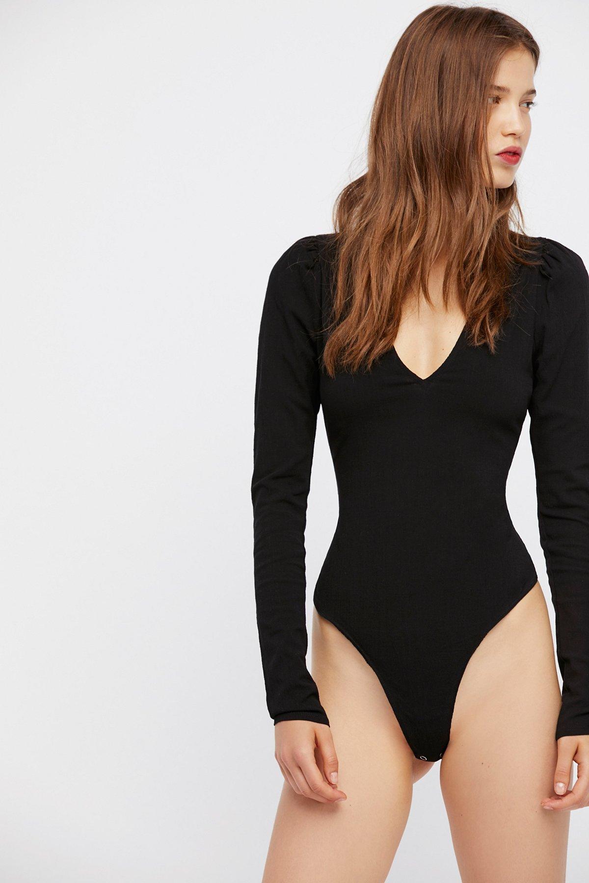 A La Pouf Bodysuit