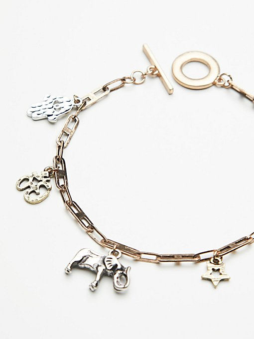 Product Image: Delicate Charm Anklet