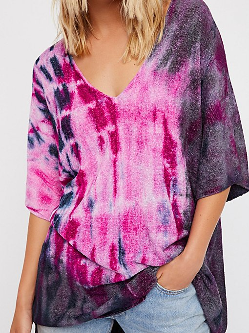 Product Image: Crushed Galaxy Tunic