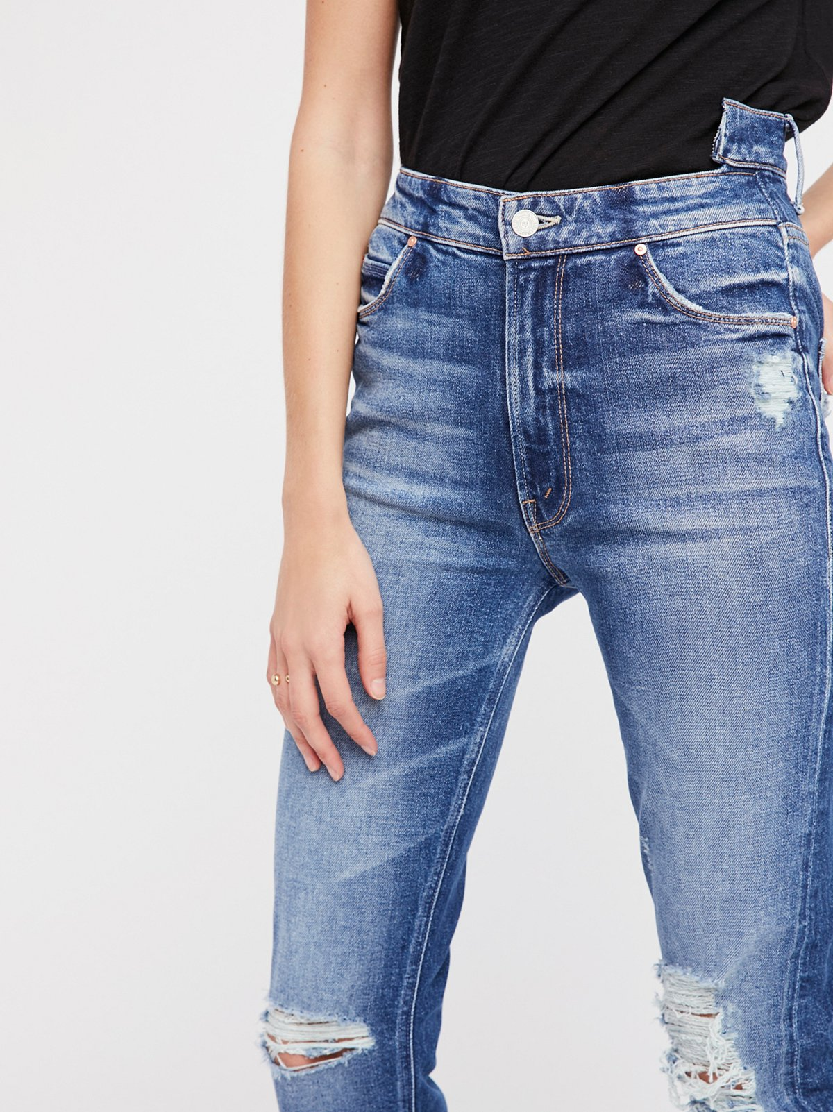 The Dazzler Shift Skinnies