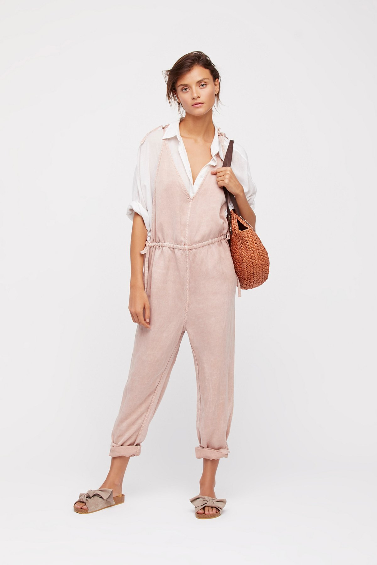 Bare With Me One-Piece