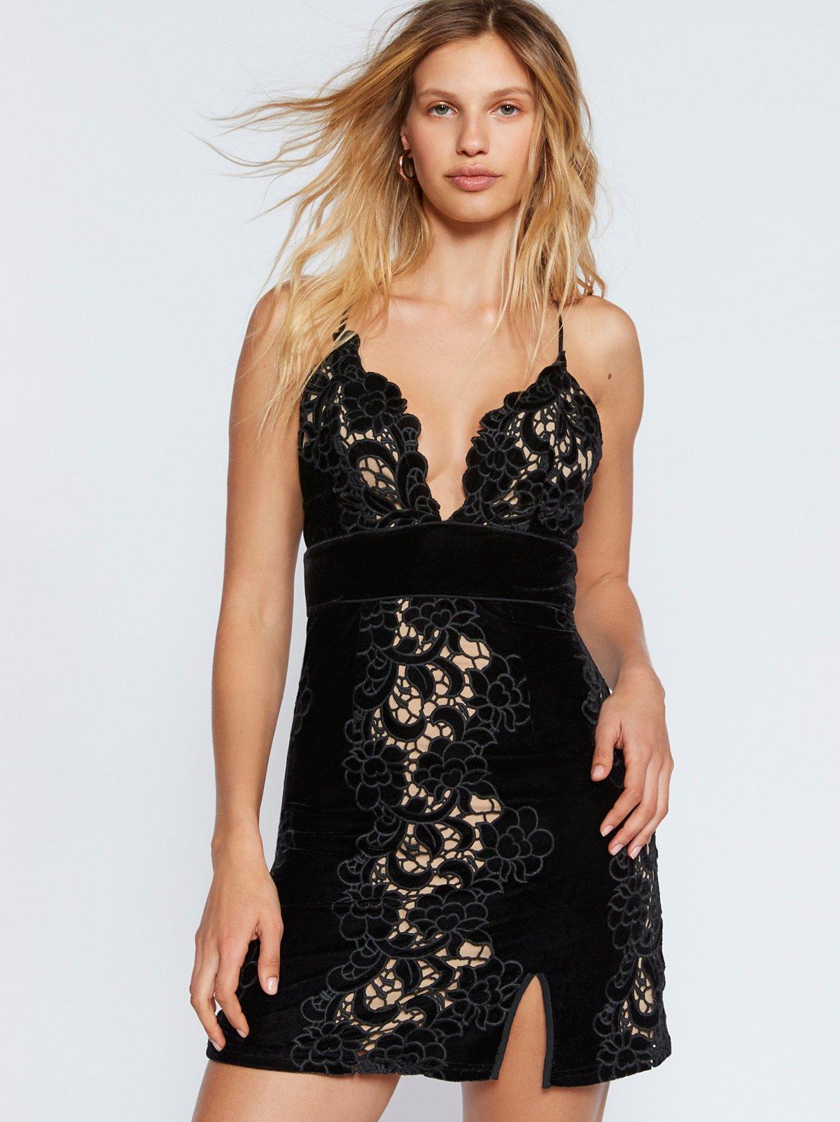 Saylor Logan Mini Dress at Free People Clothing Boutique