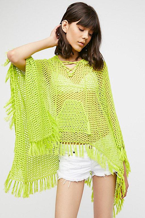 Product Image: Summer Breeze连帽披肩