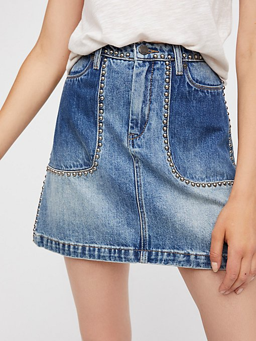 Product Image: Blackbuster Mini Skirt