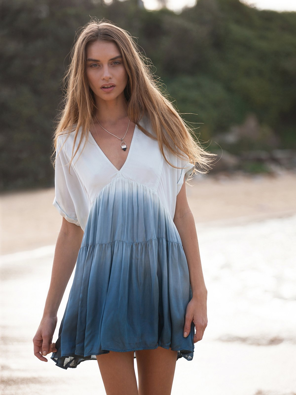 Sun Up Mini Dress