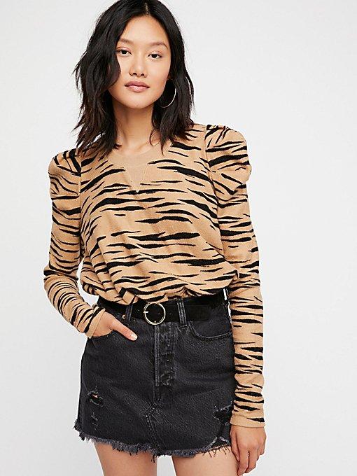 Product Image: Zaza Zebra Pullover