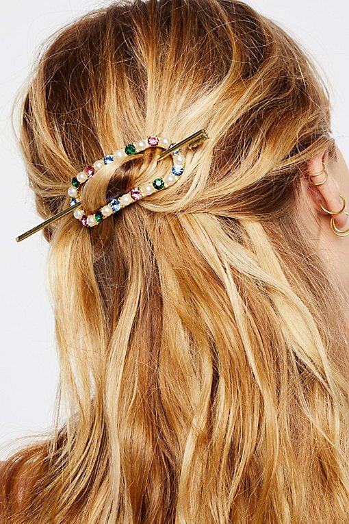 Product Image: Jeweled Bun Holder