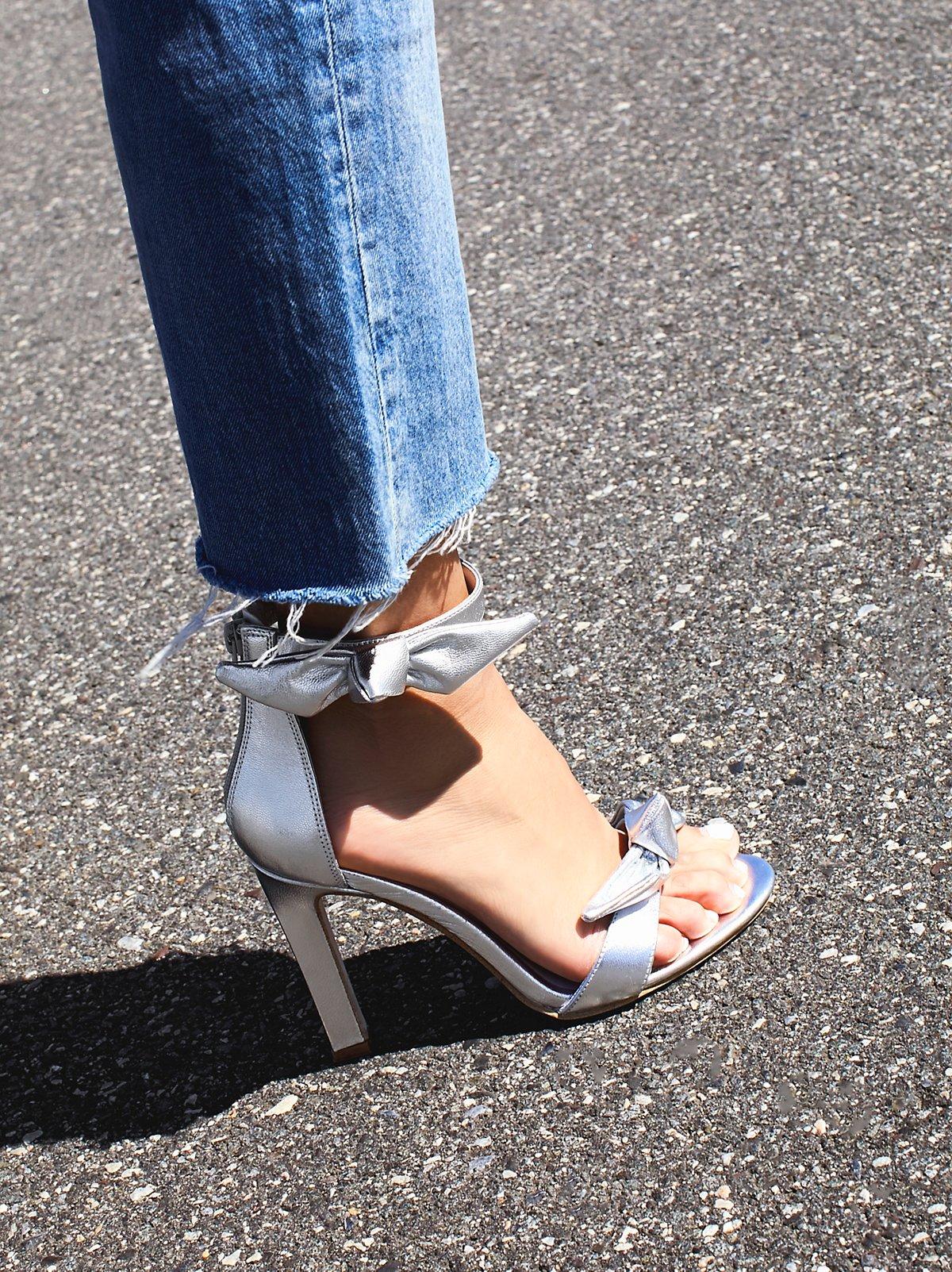 Double Knot Heel