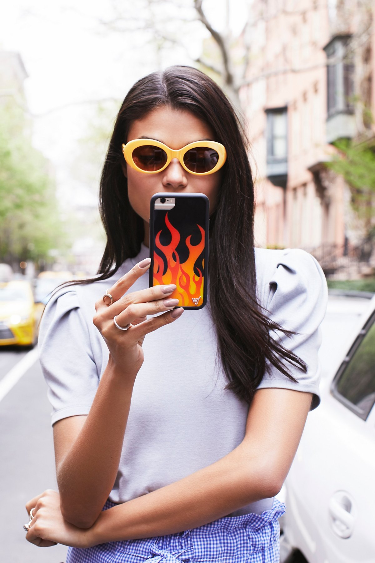 Hottie iPhone Case