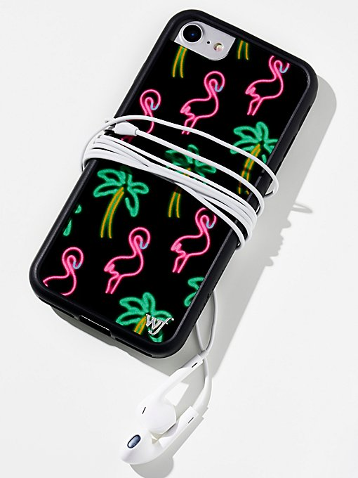 Product Image: Flamingo iPhone Case
