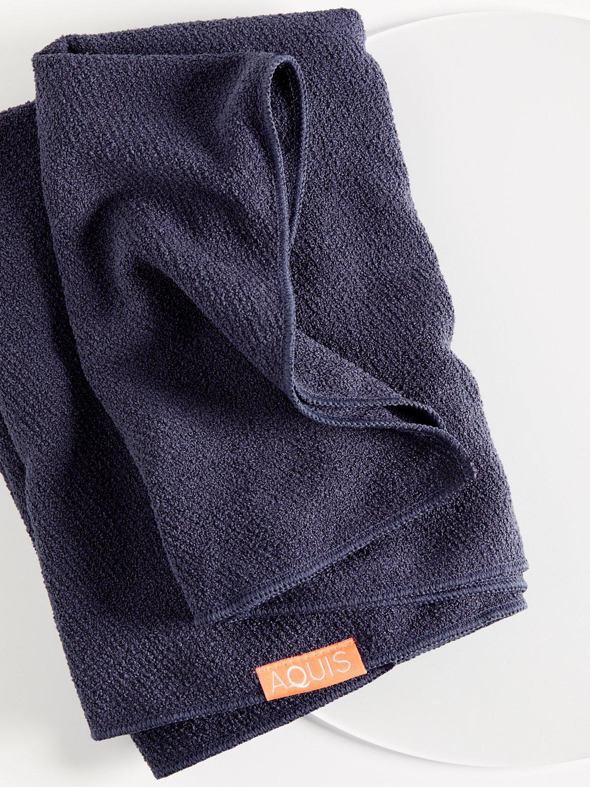 Lisse Luxe Long Hair Towel