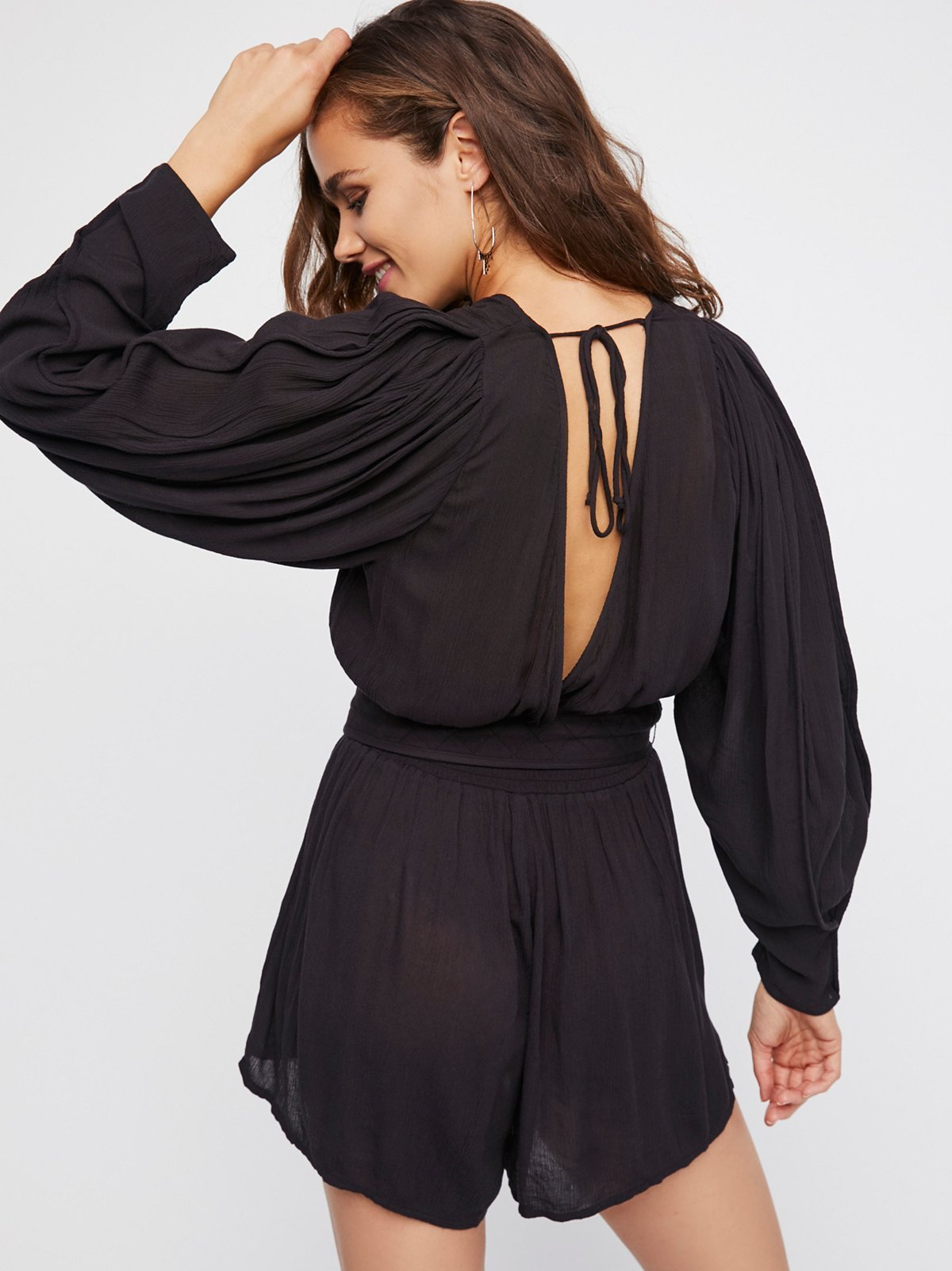 Just Because Playsuit