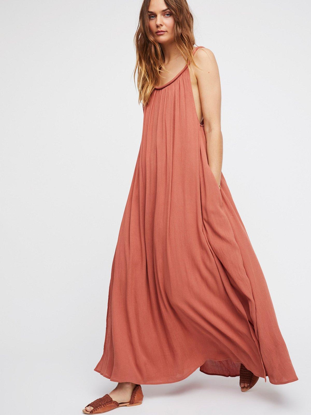 Show Stopper Maxi Dress