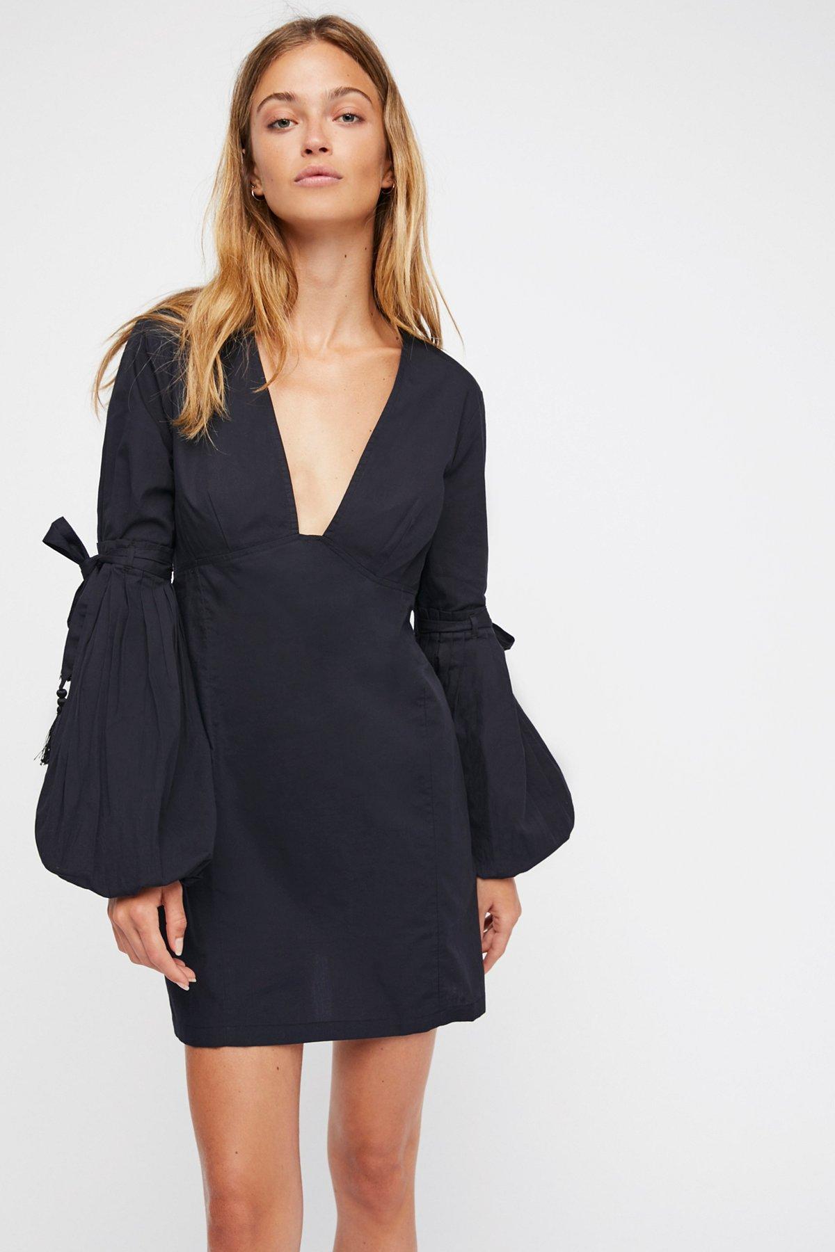 Makin' A Statement Mini Dress