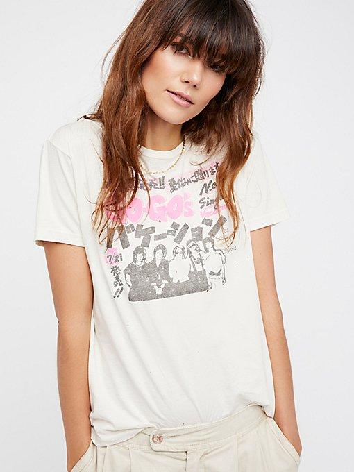 Product Image: Go-Go T恤