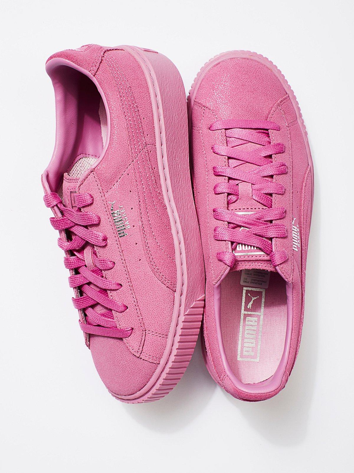 Basket Platform Reset Sneaker
