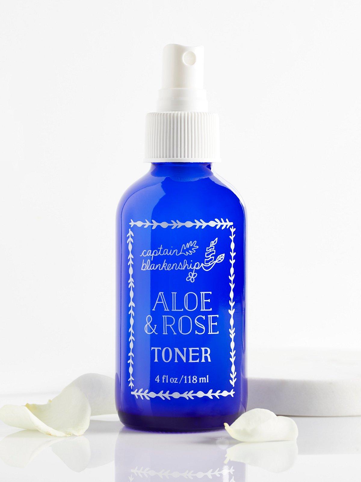 Aloe & Rose Toner