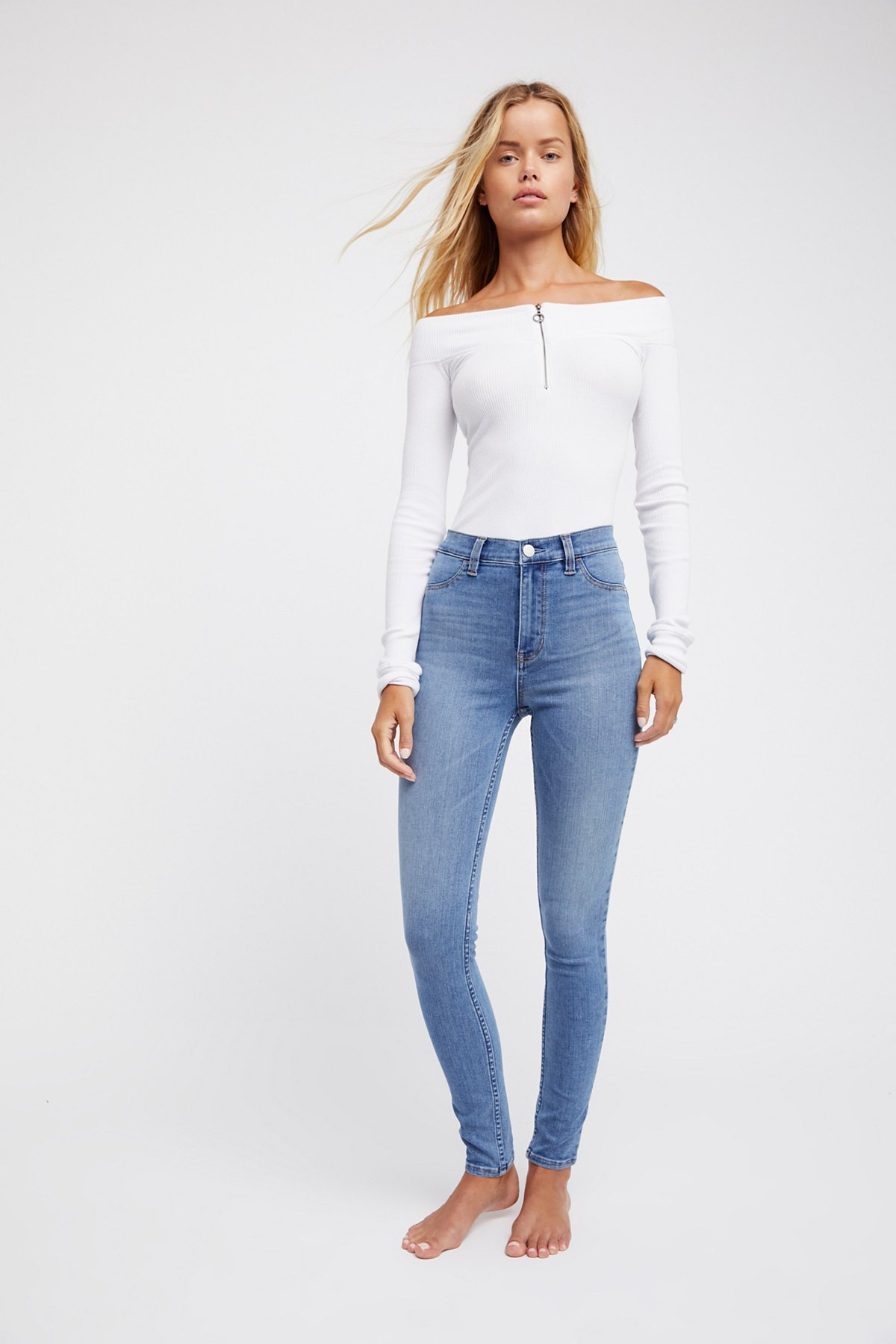 Long and Lean Jegging