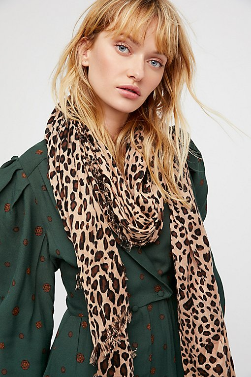 Product Image: Jungle Love Printed Scarf