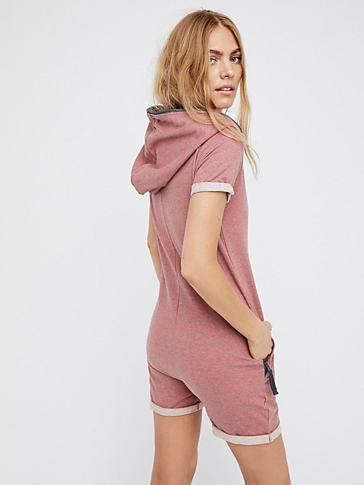 Product Image: Fitted Short Jumpsuit