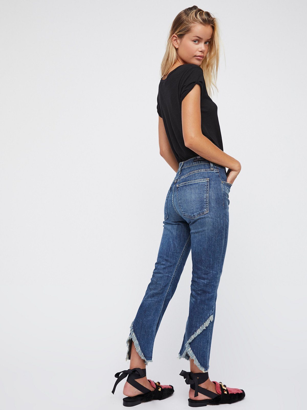 Drew Fray Jeans