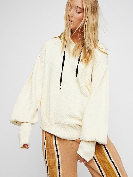 Product Image: Comfy Quilted Hoodie