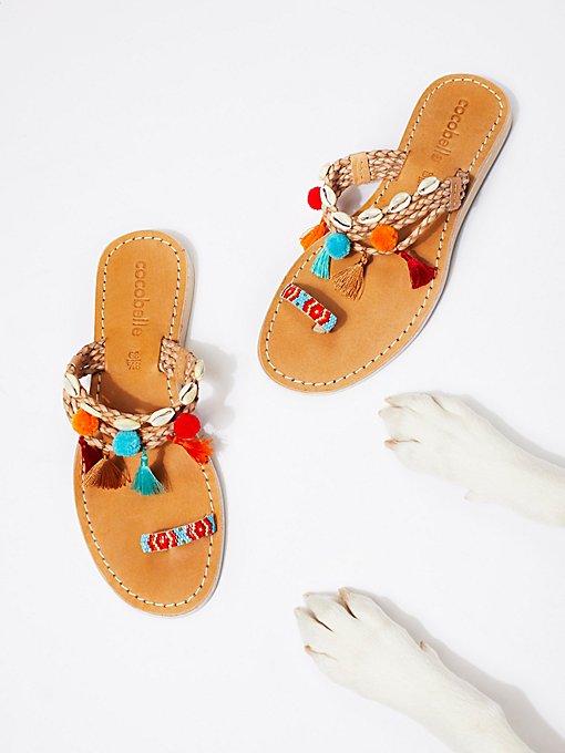 Product Image: Kopi装饰凉鞋