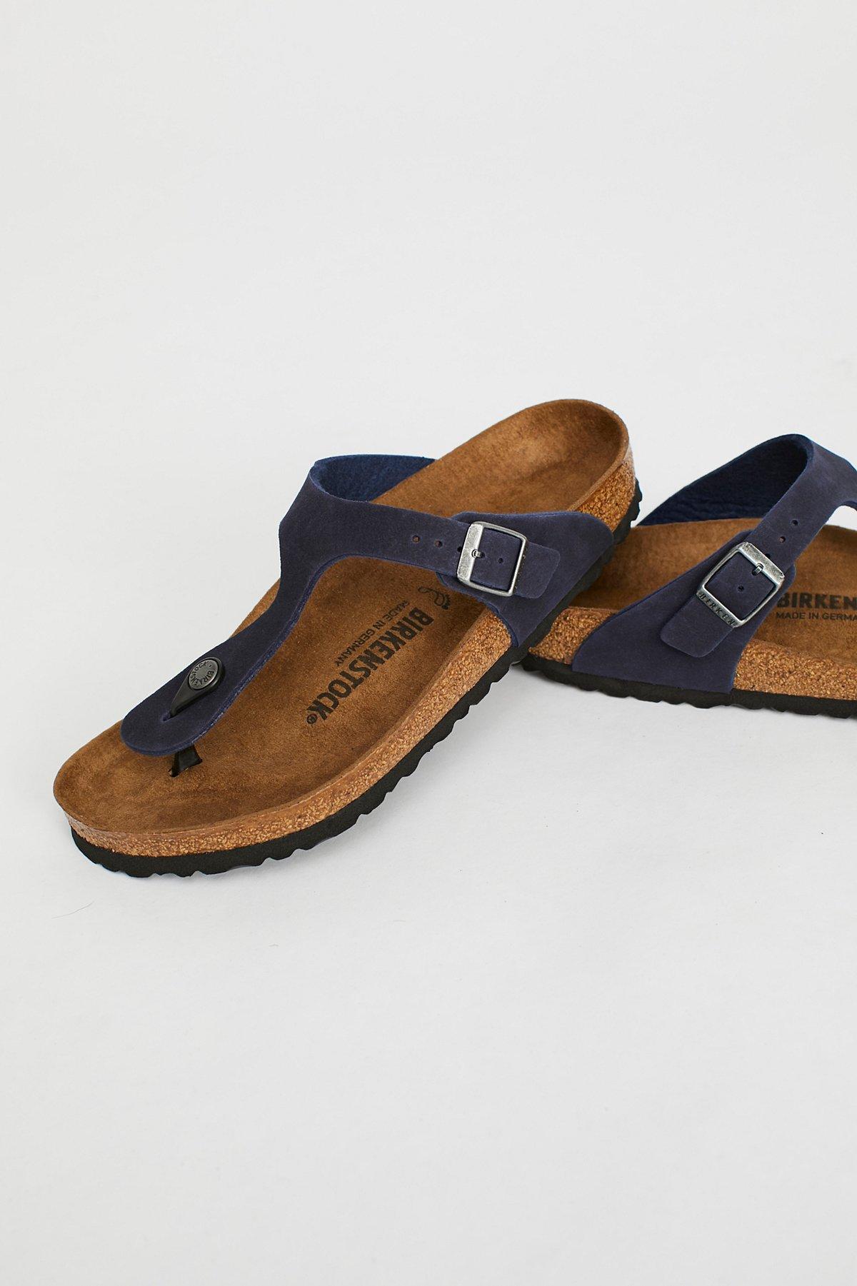 人造革Gizeh勃肯鞋