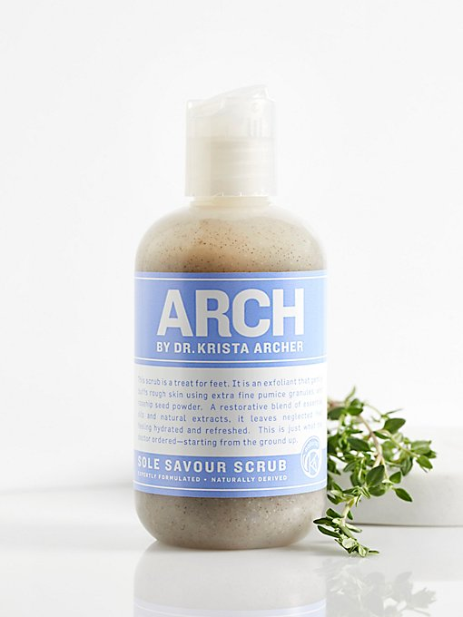 Product Image: Sole Savour Scrub