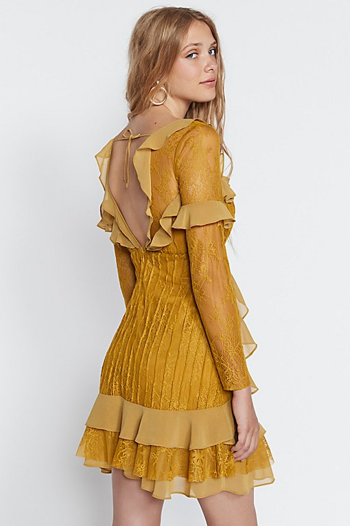 Product Image: Daphne蕾丝迷你连衣裙