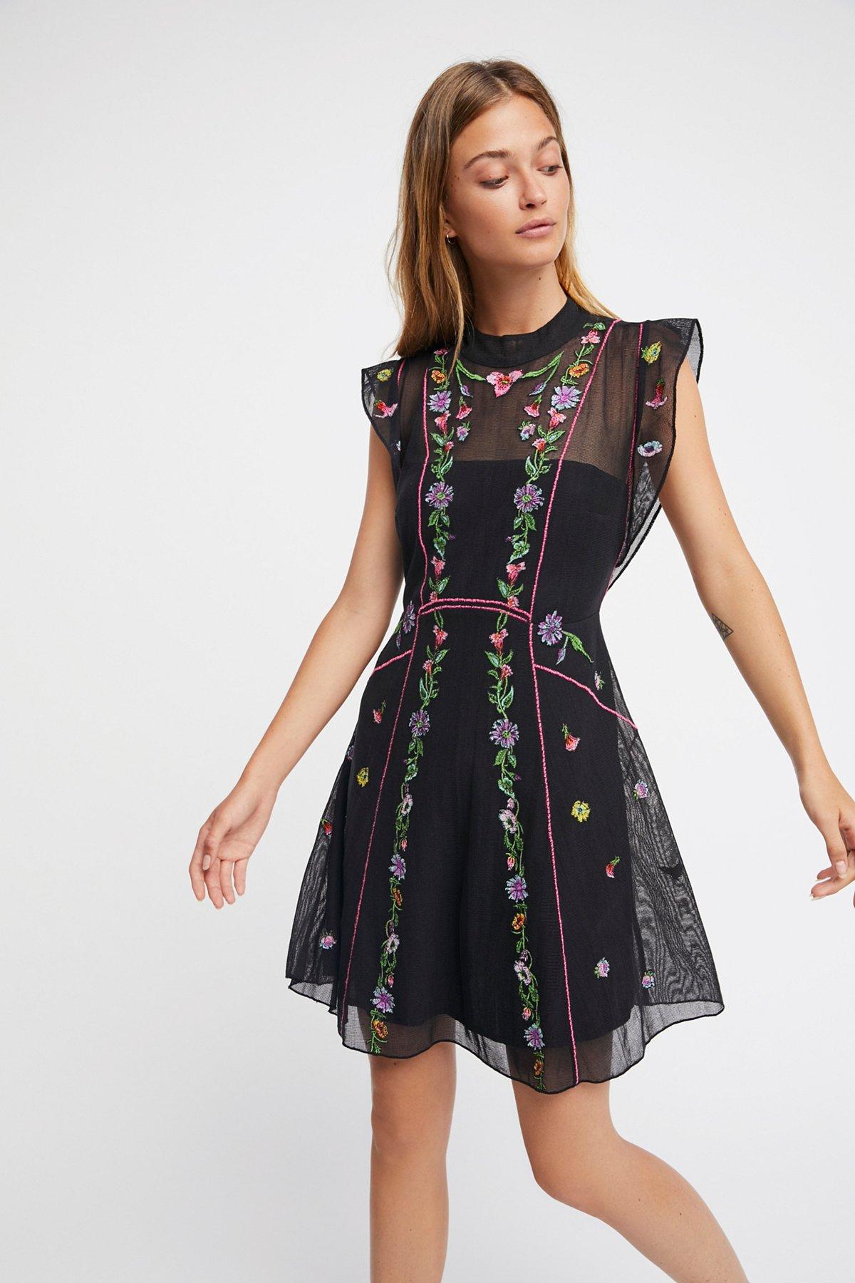 Riviera Mini Dress