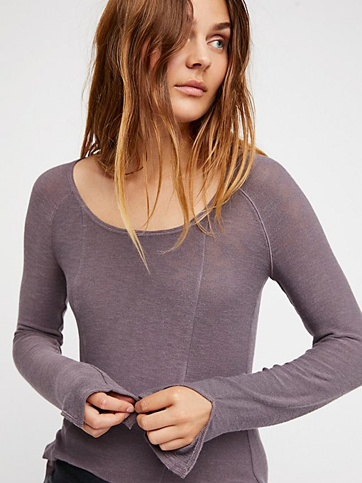 Product Image: Of Course It Is Layering Top