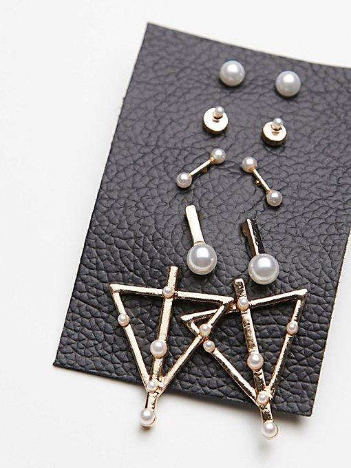 Product Image: Stoned Piercing Set
