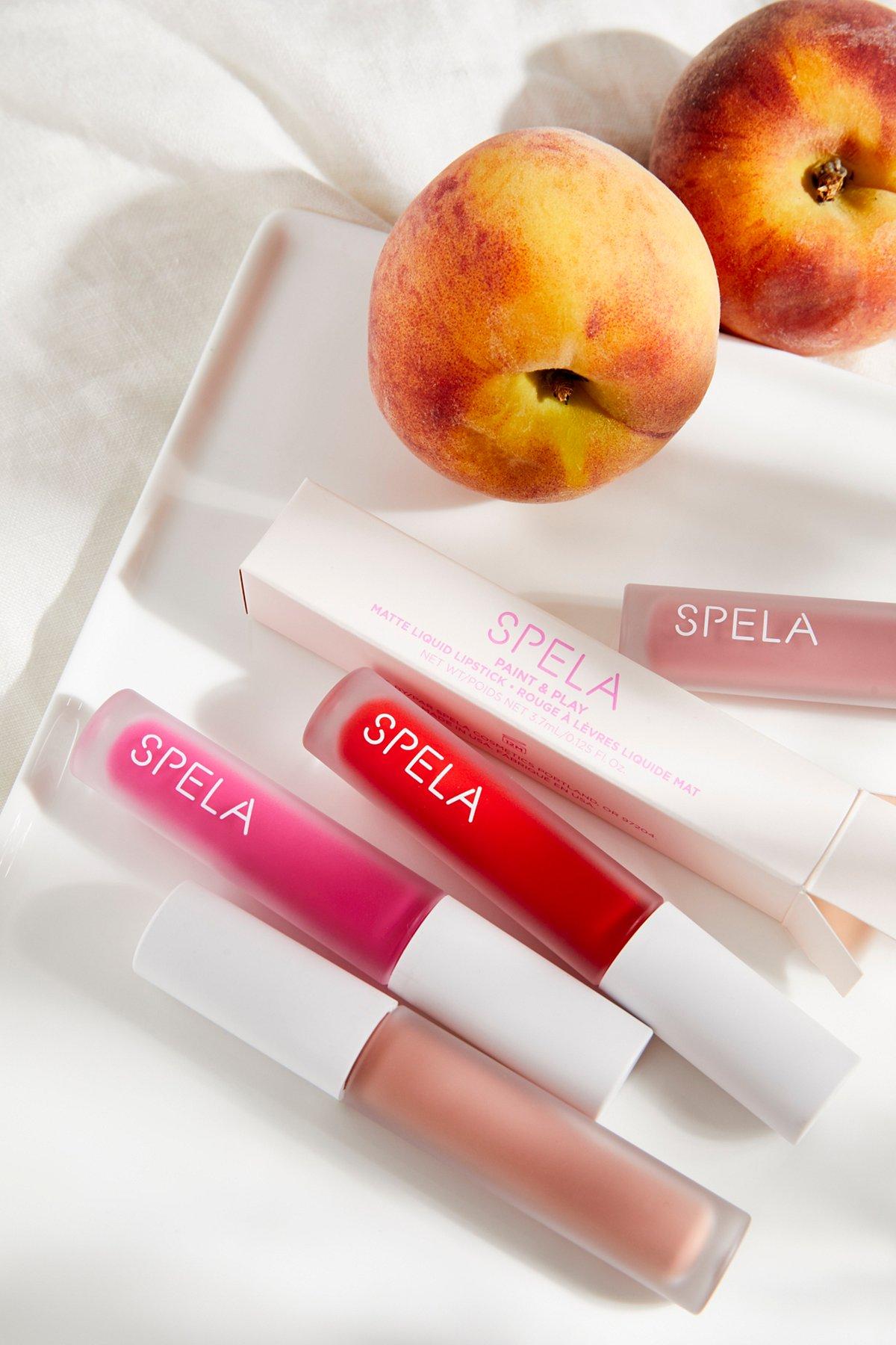 Paint & Play Matte Liquid Lipstick